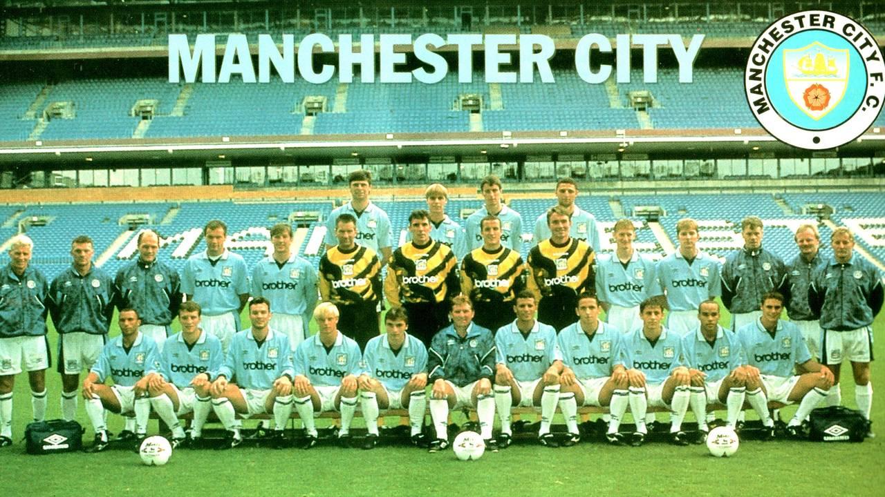 Manchester City 1996