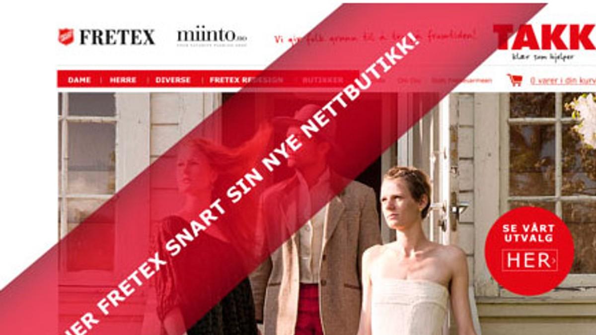 4d4232c6 Fretex åpner nettbutikk – NRK Rogaland – Lokale nyheter, TV og radio