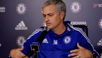 SOC/ Chelsea - Jose Mourinho Press Conference