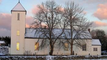 Garstad kirke på Vikna