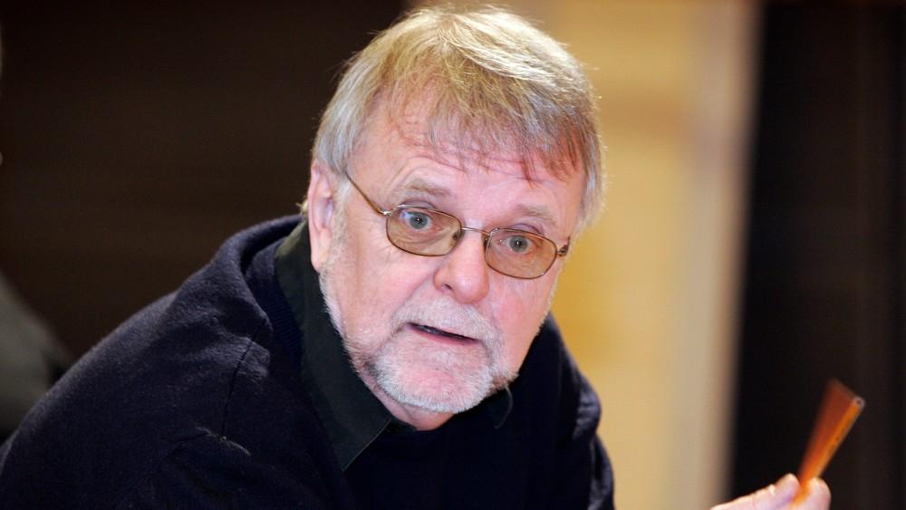 Forfatter Klaus Hagerup