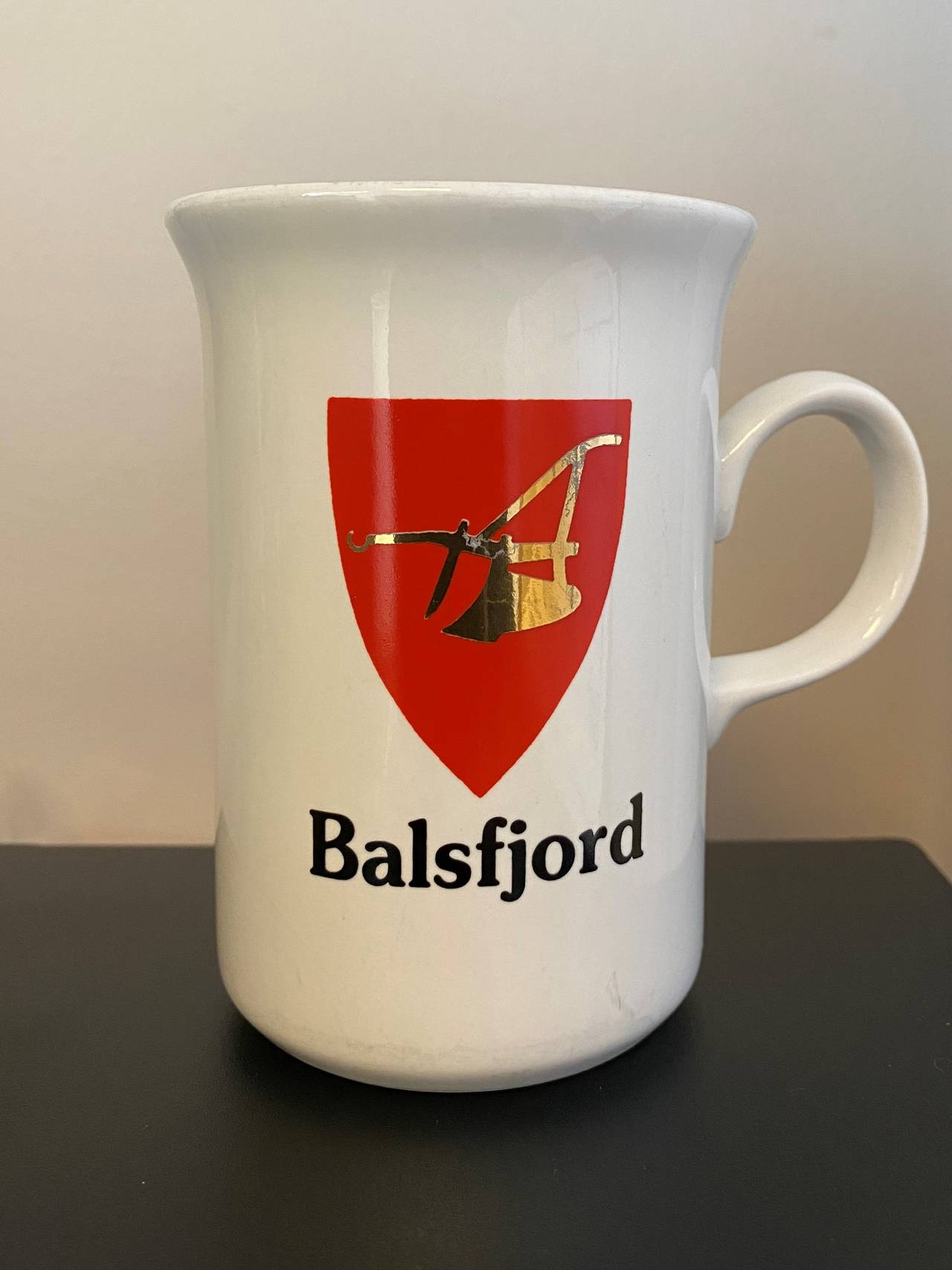 Balsfjord kommune sitt krus