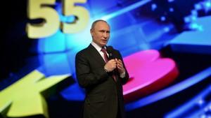 Putins nye Russland