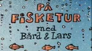 På fisketur med Bård og Lars