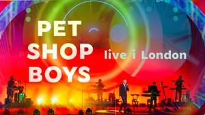 Pet Shop Boys: live i London