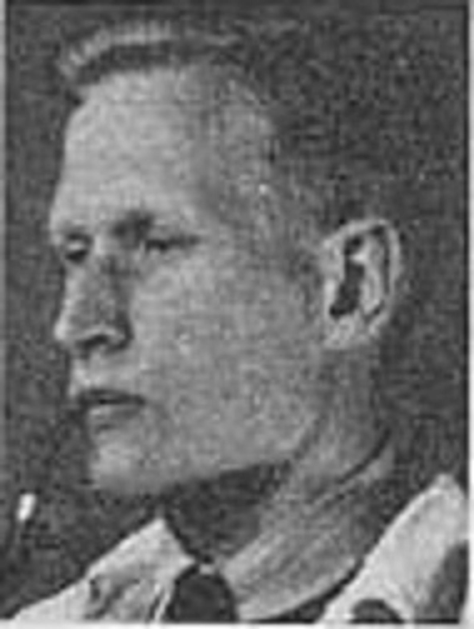 DØDE: Svein Sæterdal 1918-1943.