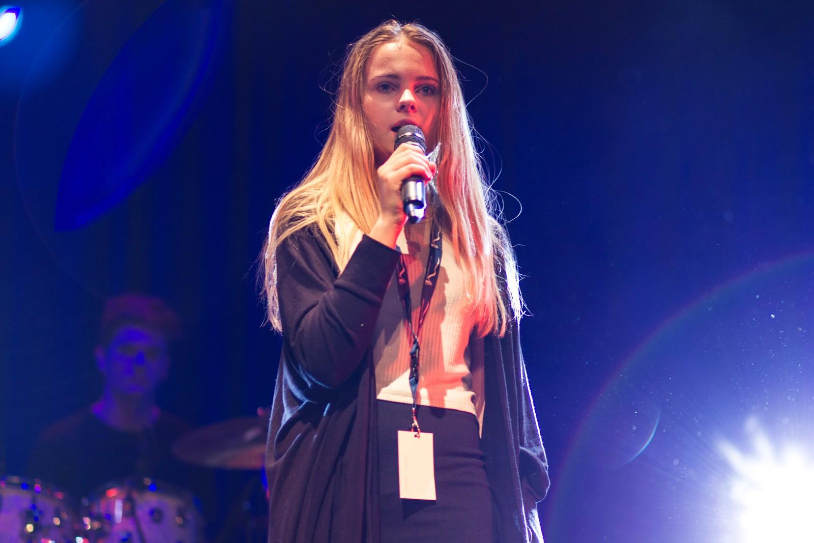 AURLAND: Jessica Gjernes - Stay