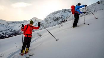 Hvordan tenker en av Norges fremste skredeksperter når han skal vurdere skredfare?