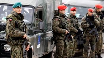 Polske NATO-soldater