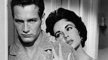 Paul Newman og Elizabeth Taylor