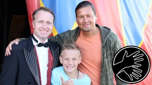 Tegn i tiden: Thomas på sirkus