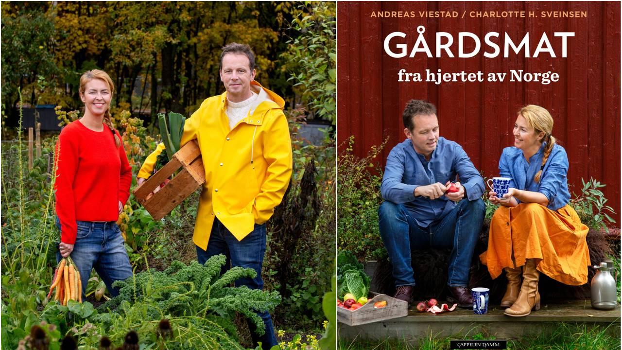 Andreas Vestad e Charlotte H. Svensen hanno pubblicato il libro di cucina