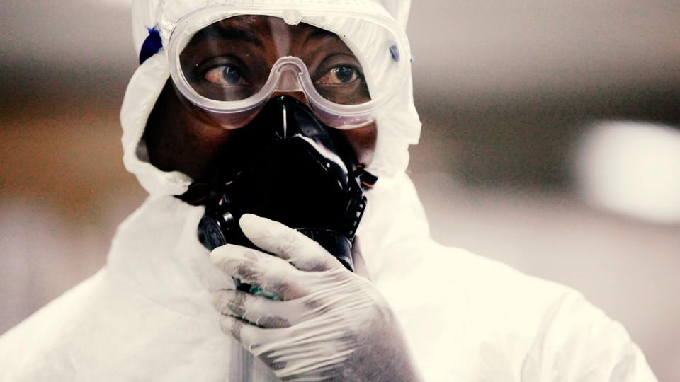 Ebola - ute av kontroll