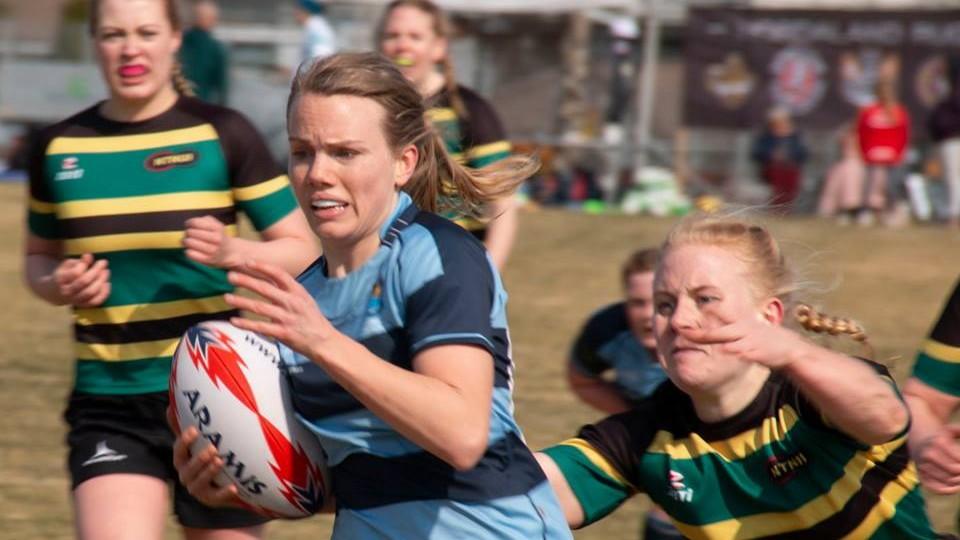 16:15 · NM-veka: Rugby, finale for kvinner
