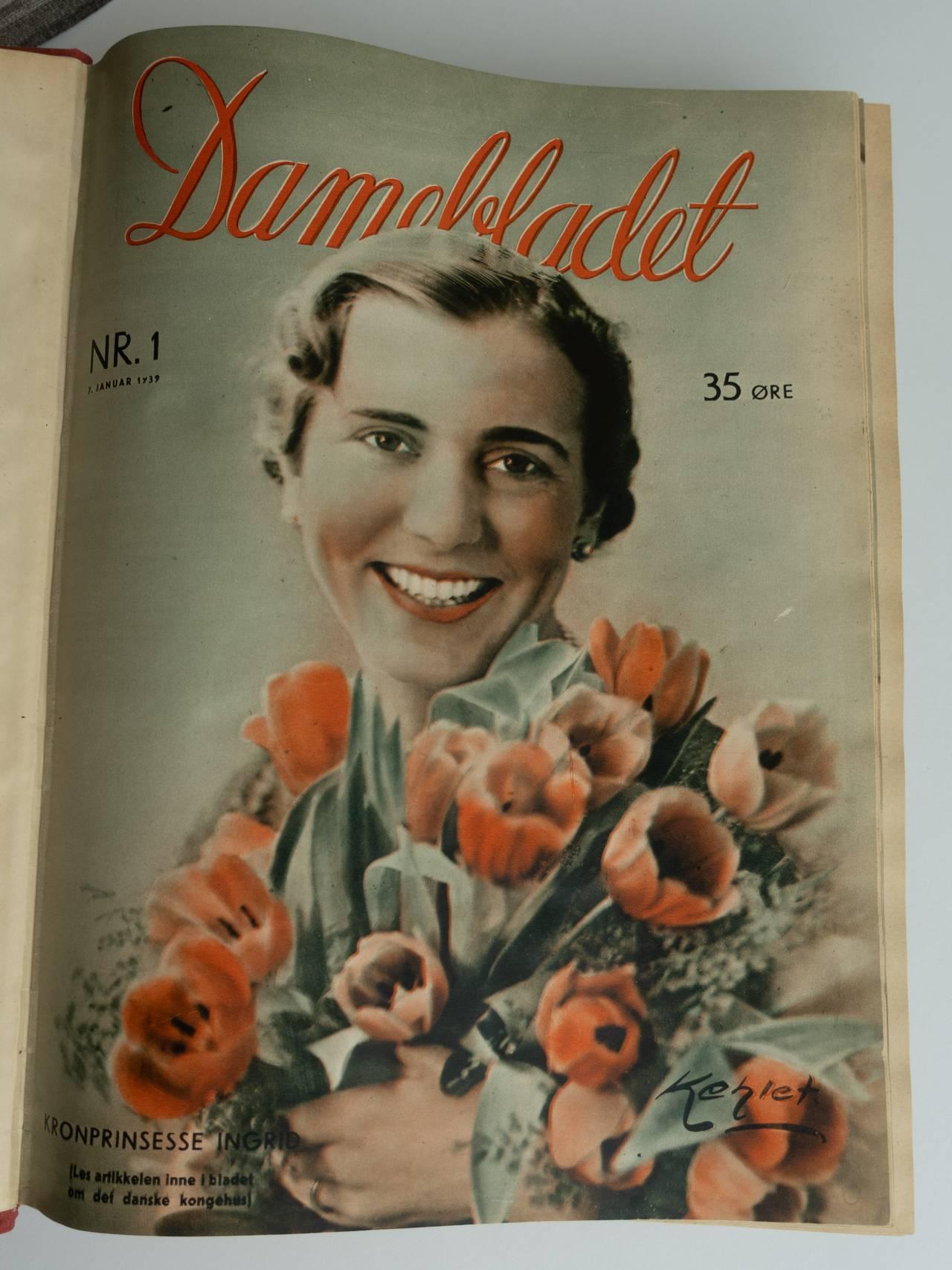 Norsk dameblad 1939