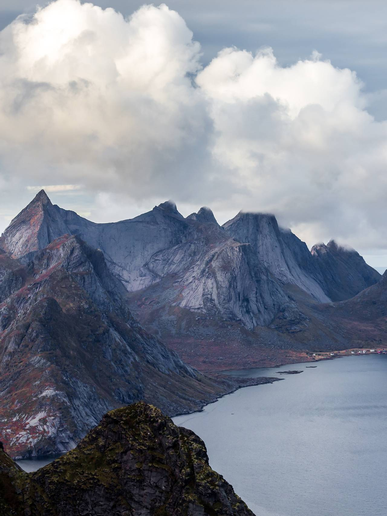 Fjell i Lofoten