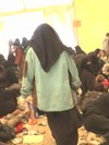IS-kvinne forlater NRK-intervju