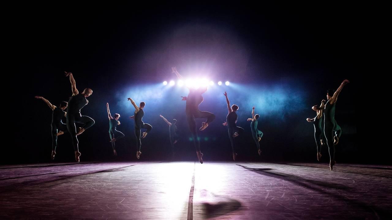 Sonatra med Kungliga Baletten 2021.