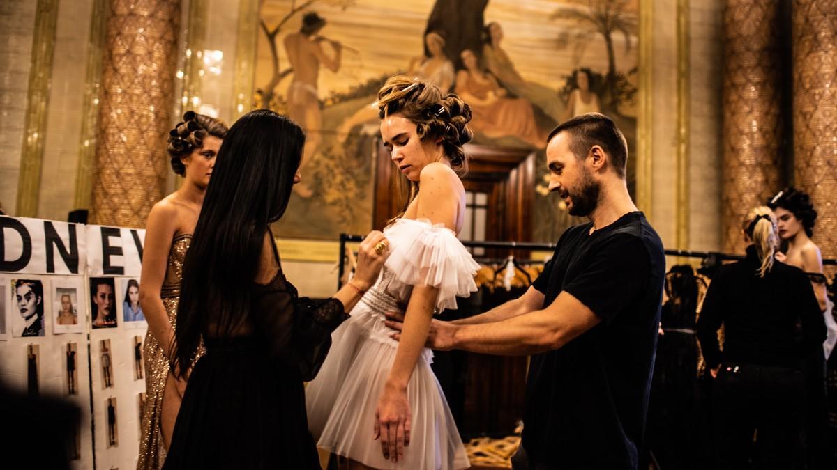 43fd2a5b Bak moten på London Fashion Week med Aadnevik – Kultur