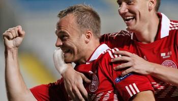 Danmark-seier mot Kypros