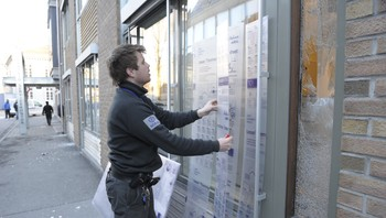 nokas sikrer knuste vinduer