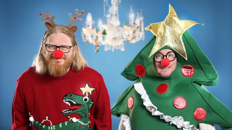 Klassisk vorspiel - Julelive