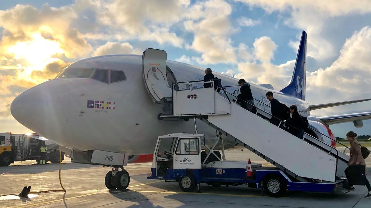 I mai var det 11 prosent færre flyreiser i Sverige enn det var samme måned året før.