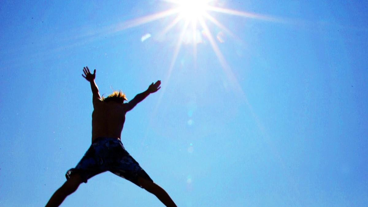 varme, sommer, sol - Foto: HANSEN,  ALF OVE / SCANPIX