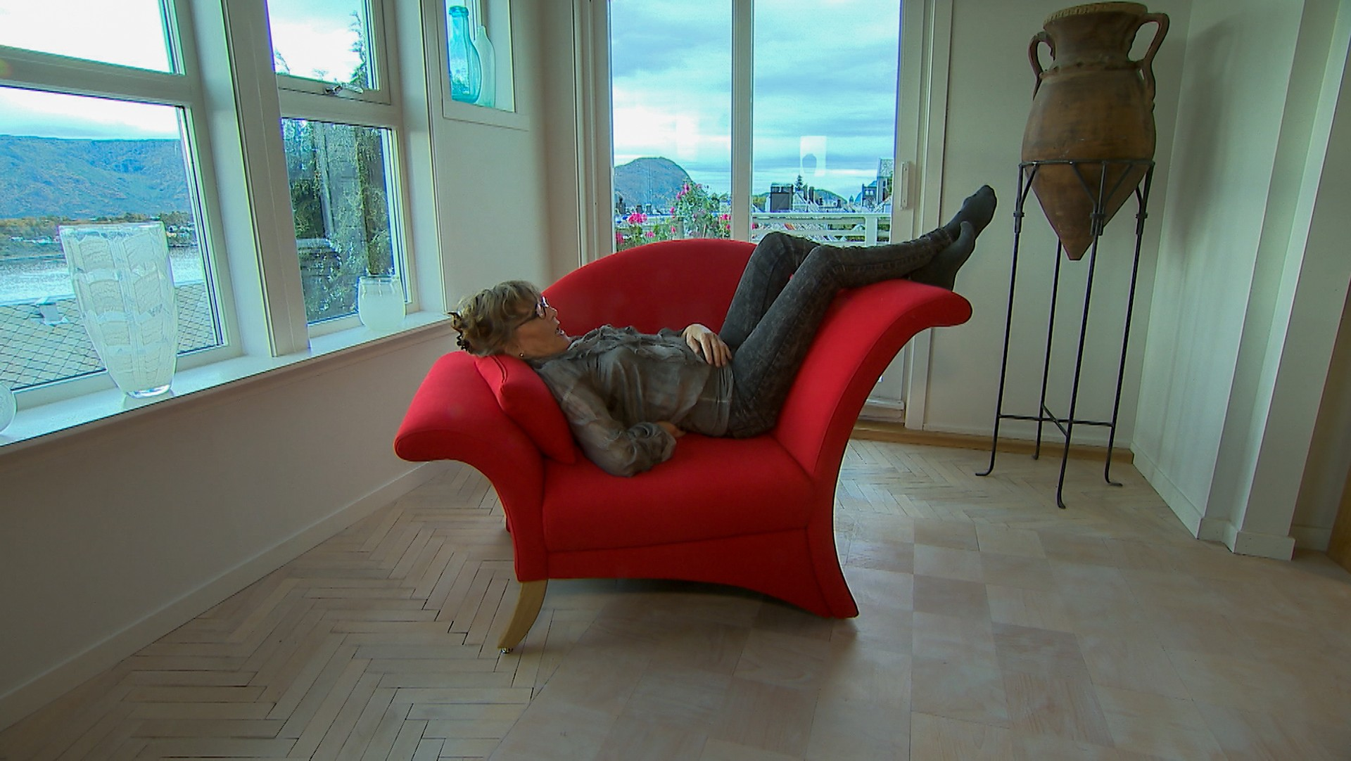Designstol Flukt, Eva Mork | FINN.no