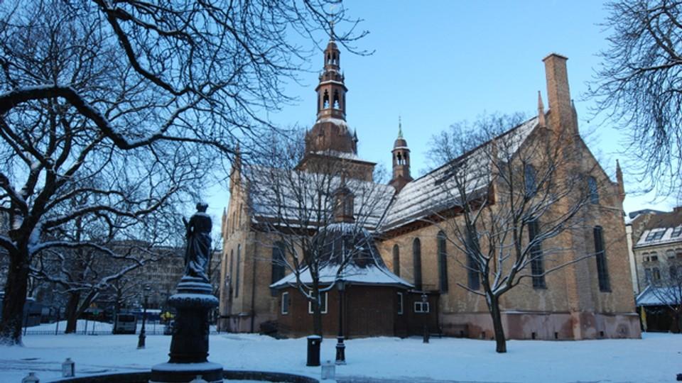 Høymesse fra Oslo domkirke