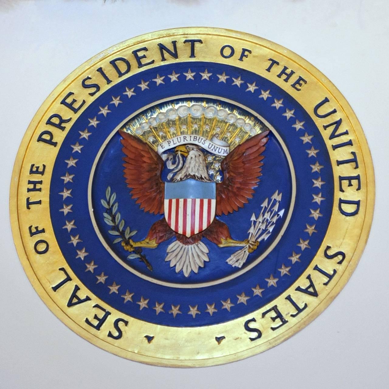 Det amerikanske presidentseglet
