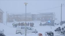 Skred rammet hus i Longyearbyen