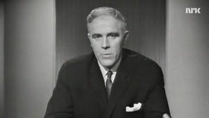 Statsministeren taler: Per Borten 1966