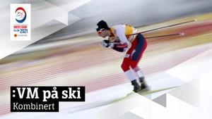 Ski - VM: Kombinert 10 km langrenn, menn