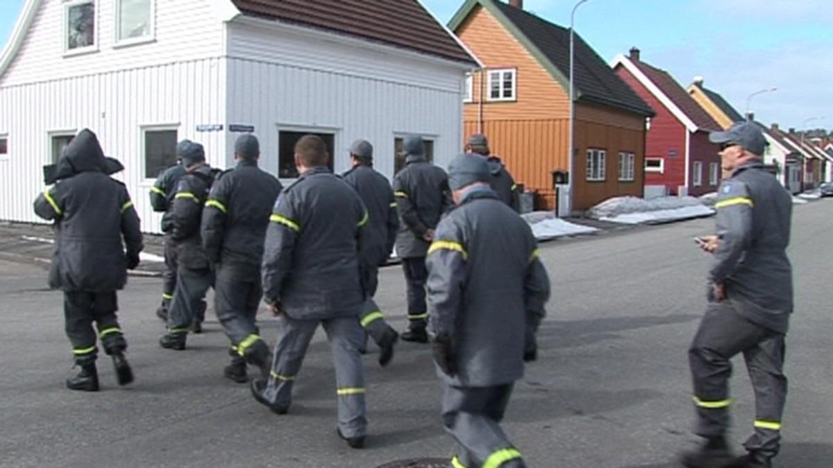 Sivilforsvaret på stedet hvil - NRK Vestfold og Telemark ...