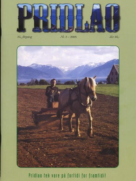 Prdlao blir gjeve ut av Vik lokalhistoriske arkiv.