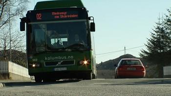Bussjåfører liker ikke fartshumper.