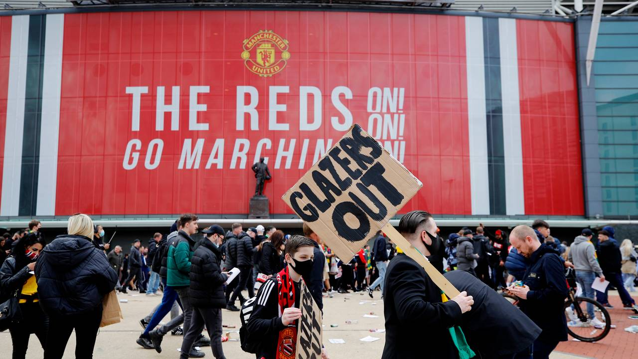 Protester i Manchester, 7