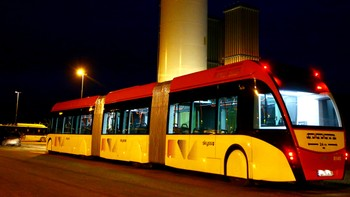 Norges lengste buss
