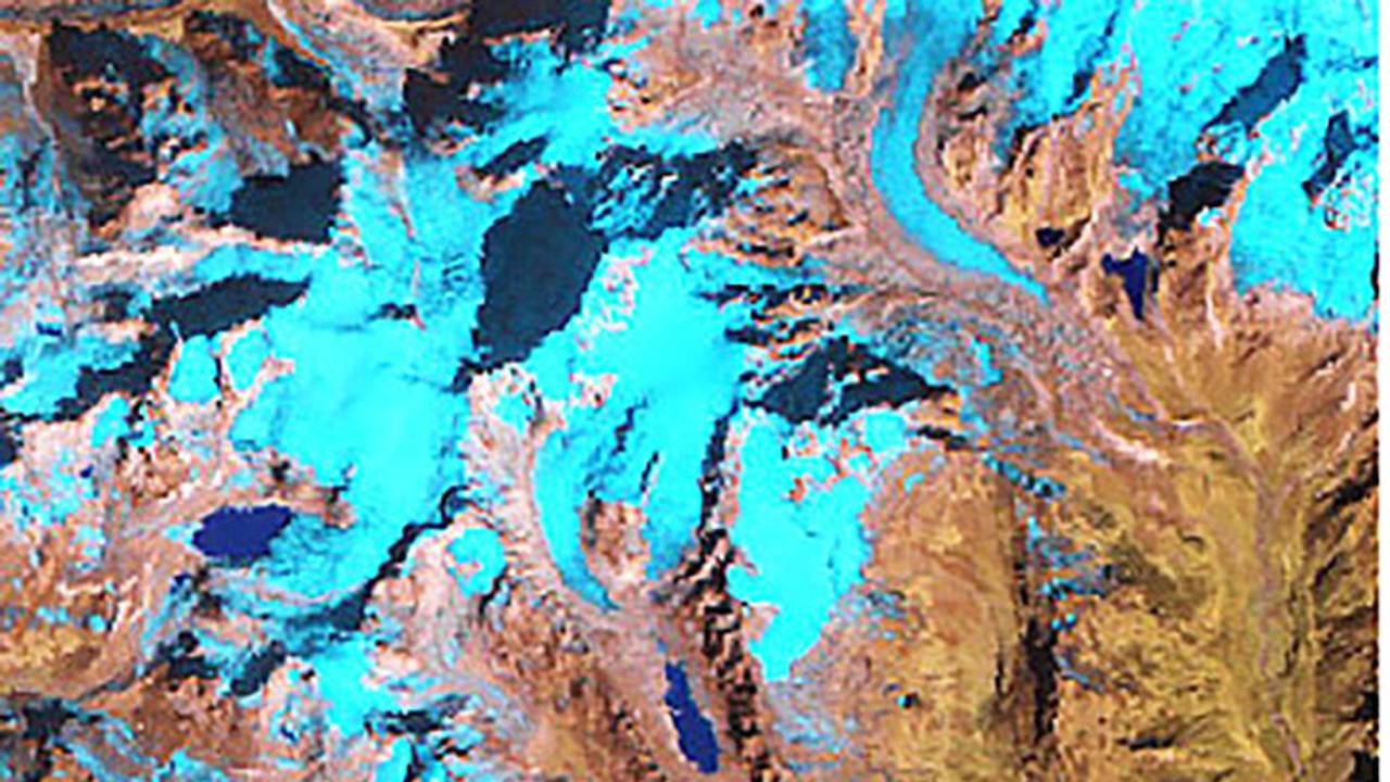 Himalaya tidsbilde 1990