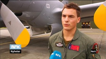 Løytnant Anders Berge