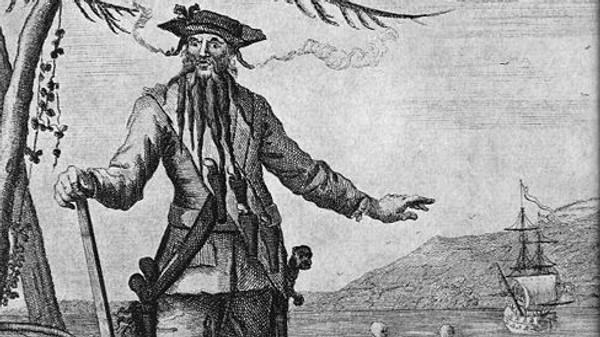 Hør andre del av den spennende sjørøverhistorien