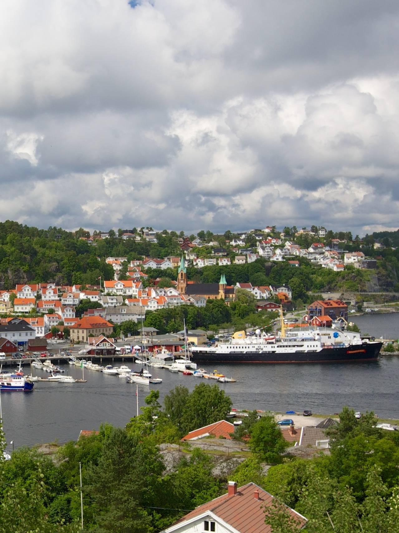 MS Sjøkurs i Kragerø