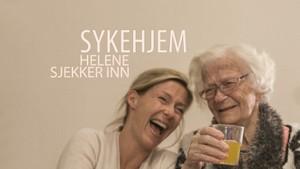 Helene sjekker inn: Sykehjem