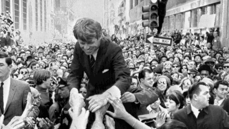 Bobby Kennedy - livet og drømmen